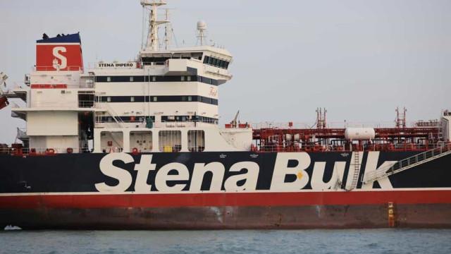 Londres marca reunião de crise por causa de petroleiro capturado por Irão