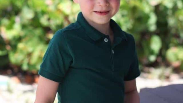 Príncipe George faz anos. Palácio divulga novas fotografias do menino