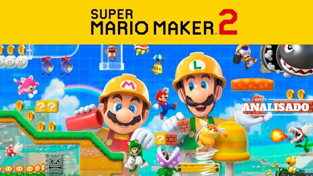 'Super Mario Maker 2': Uma caixinha de surpresas sem fim à vista