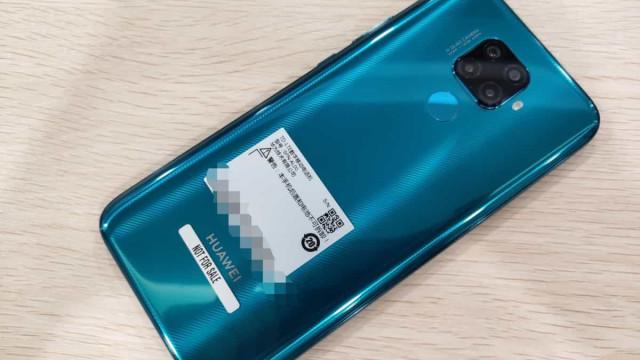 Huawei. Eis as primeiras imagens do Mate 30 Lite
