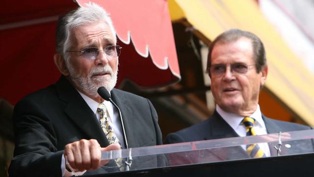 Morreu o ator de 'James Bond', David Hedison, aos 92 anos