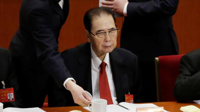 Antigo primeiro-ministro chinês Li Peng morre aos 90 anos