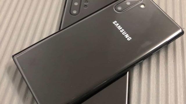 Há novas imagens a circular do Galaxy Note 10
