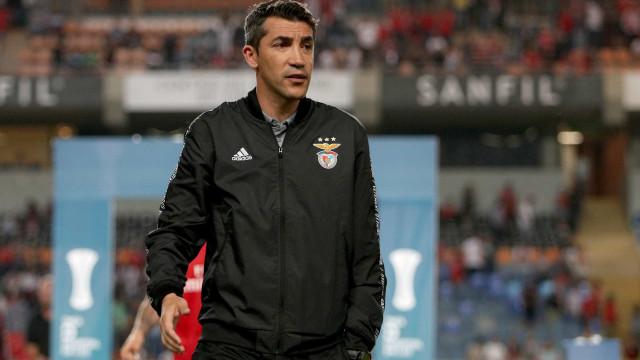"""Bruno Lage: """"Queremos um plantel curto e competitivo"""""""