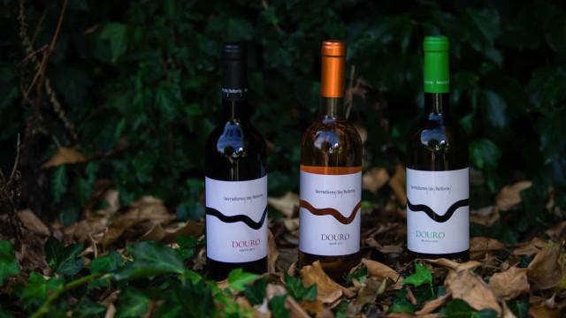 Lavradores de Feitoria: Novos vinhos Douro de branco e rosé