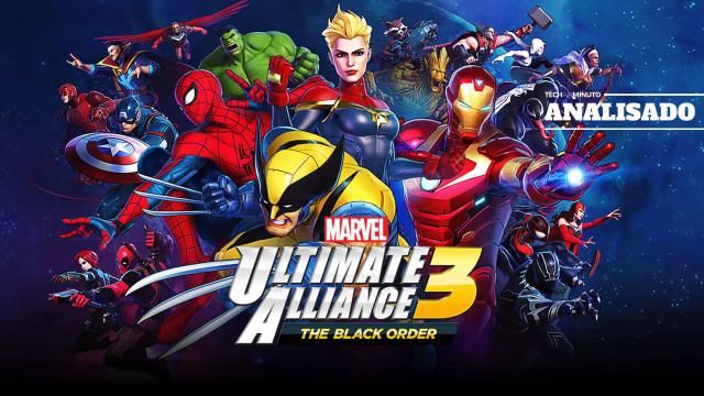 Marvel Ultimate Alliance 3: Uma aliança divertida e imperfeita