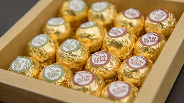 Chocolate e mais. O'Live Oliveira da Serra lança novos sabores e aromas