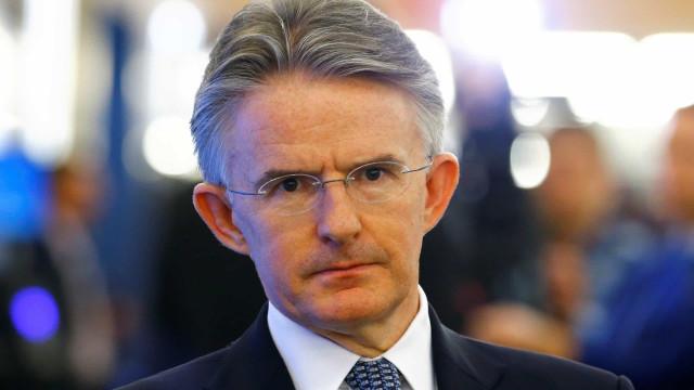 Demite-se presidente executivo do banco britânico HSBC