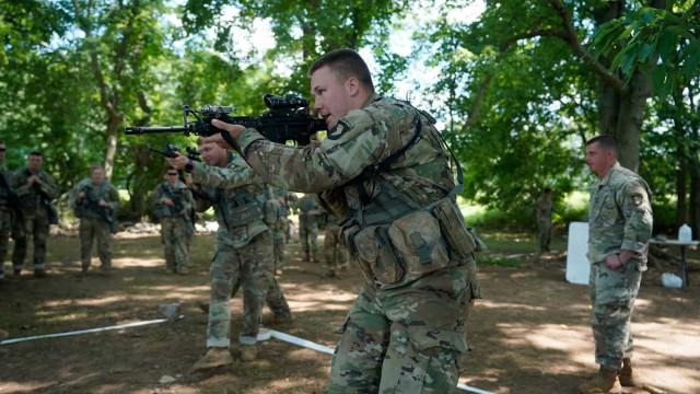 General ordena análise à ética das tropas norte-americanas