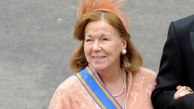 Morreu a princesa Cristina da Holanda