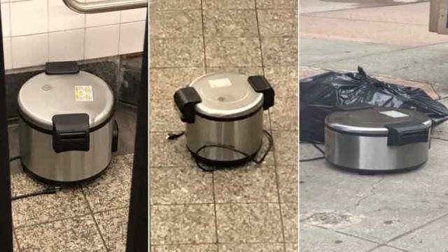 """Objetos suspeitos encontrados em Nova Iorque """"não são explosivos"""""""