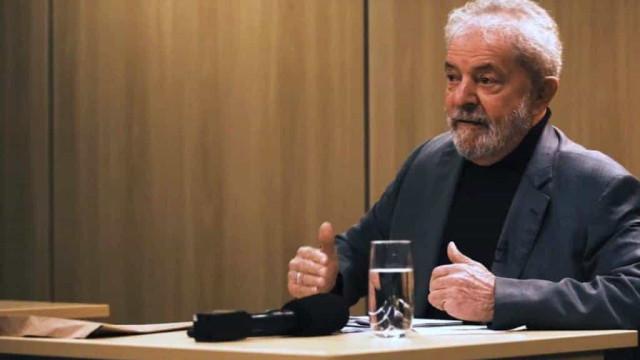 """Lula da Silva: """"EUA mandam mais em Moro do que a mulher dele"""""""