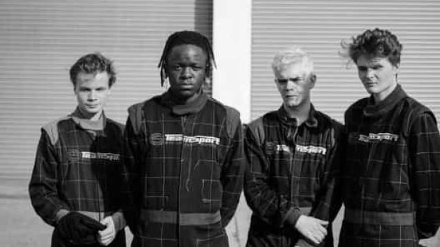 Black Midi querem inovar, apesar do concerto poderoso em Paredes de Coura