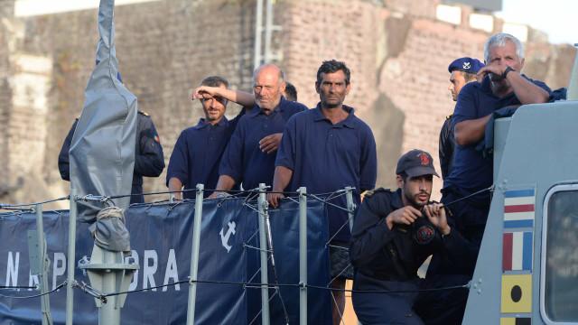 Pescadores de atuneiro estiveram quatro dias e três noites à deriva