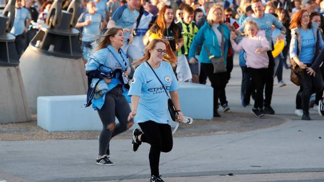 Manchester City experimenta reconhecimento facial para reduzir filas