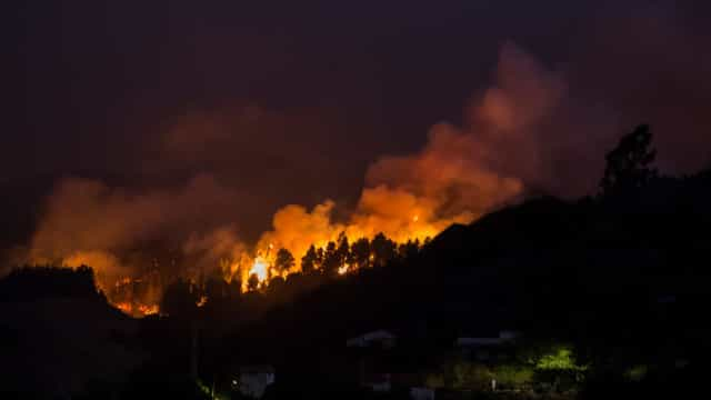 Incêndio na Grã Canária fora de controlo: Milhares de pessoas retiradas