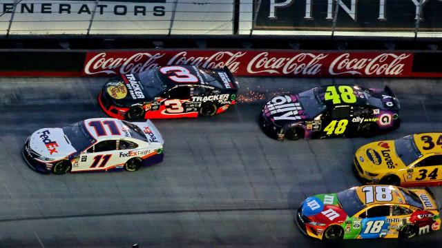 """NASCAR já não vai ter carro 'Slayer'. Banda de heavy metal """"reacionária"""""""
