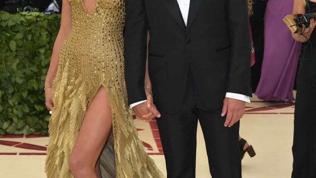O reencontro 'gelado' de Irina Shayk e Bradley Cooper