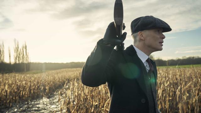 Nova temporada de 'Peaky Blinders' chega à Netflix em outubro