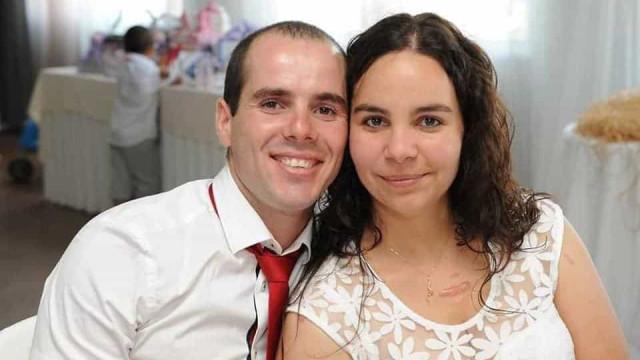 """""""Façam atenção"""". A homenagem ao casal português que morreu em França"""