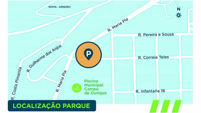 Campo de Ourique 'ganha' novo parque de estacionamento da EMEL