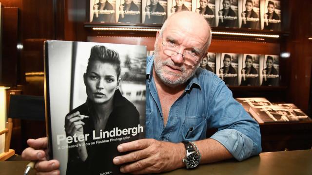 Morreu o fotógrafo de moda Peter Lindbergh. Tinha 74 anos