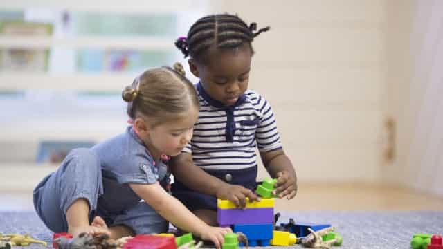 Seis artigos essenciais para a entrada na creche