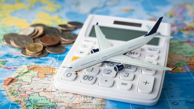 Portugueses viajaram mais este ano e gastaram 'isto' por dia