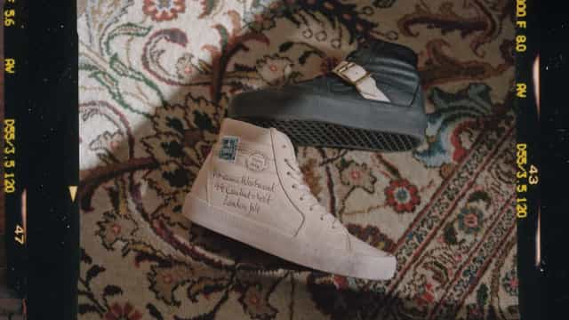 Individualismo destemido: Vans x Vivienne Westwood Anglomania
