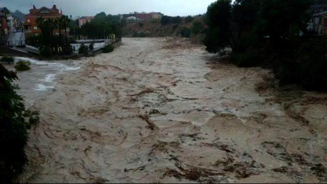 São já três os mortos causados pelas chuvas torrenciais em Espanha