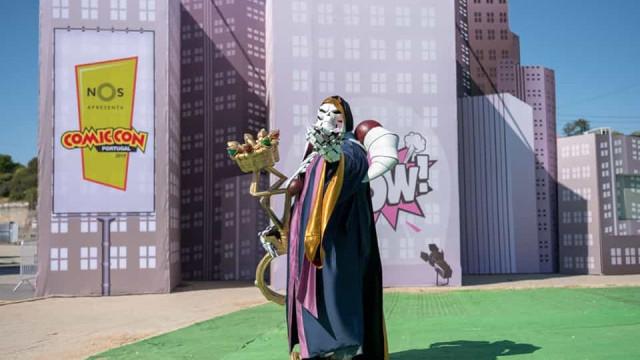 """A versão 2.0 da Comic Con em Lisboa: """"Este ano está muito melhor"""""""