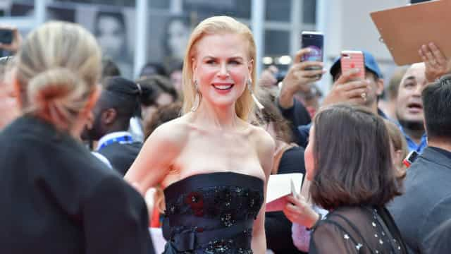 Mais plásticas? Aparição de Nicole Kidman gera controvérsia