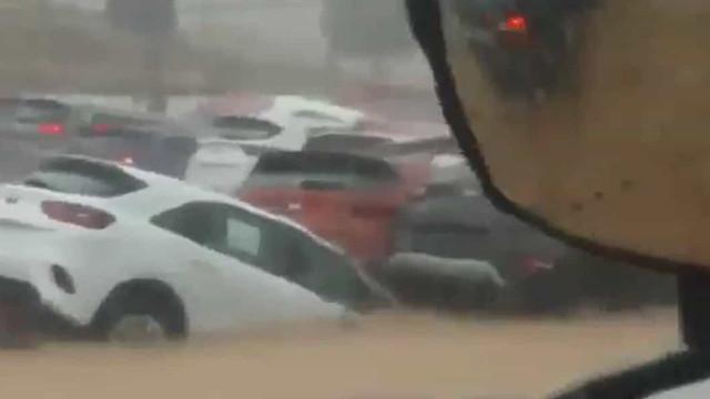 Andaluzia disponibiliza 10 milhões para danos provocados pelo temporal