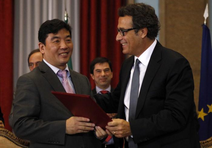 Chineses entram em projetos eólicos 'offshore' com a EDP