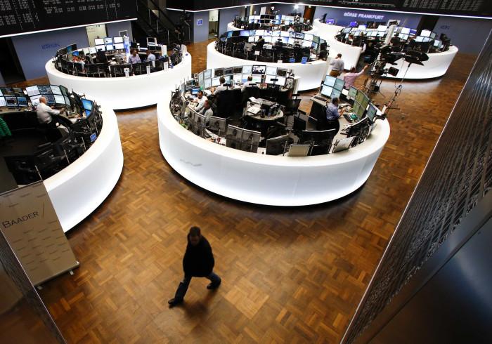 Ações do Deutsche e Commerzbank caem e arrastam bolsas europeias