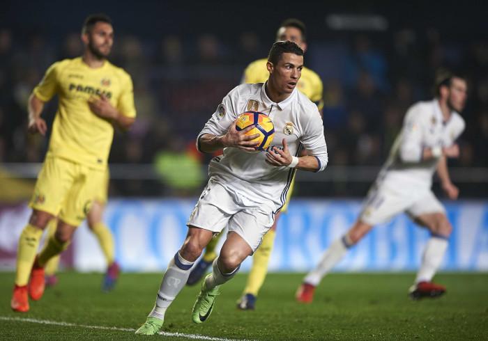 Real Madrid ofereceu presentes a árbitros. O que havia nos sacos?
