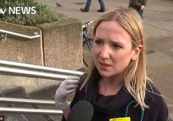 """""""Estou orgulhosa"""". Médica conta como foi socorrer vítimas de ataque"""