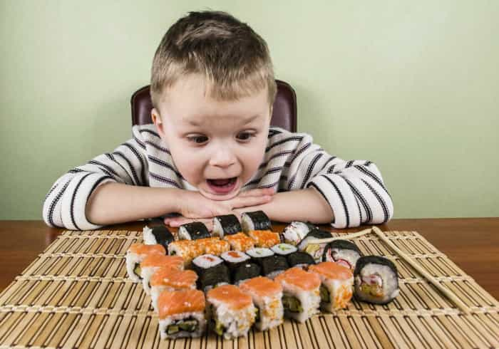 O seu filho não resiste a sushi? Então vai querer levá-lo a este workshop