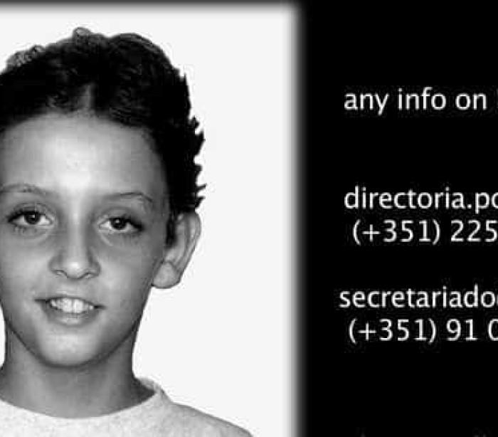 Campanha para encontrar Rui Pedro