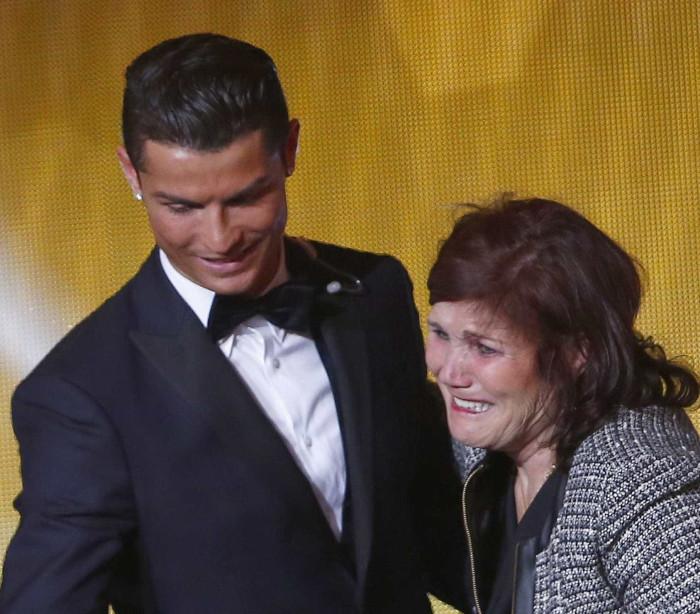 """Dolores Aveiro defende Ronaldo: """"Agora digam lá que ele não faz nada"""""""