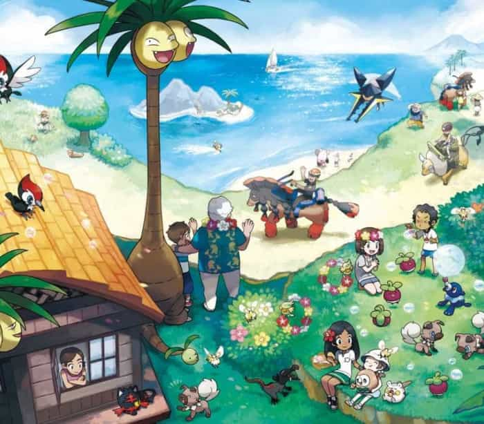 Demonstração de 'Pokémon Sun & Moon' já está disponível