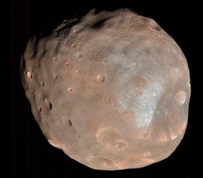 Análise de lua de Marte acelera planos de defesa da Terra