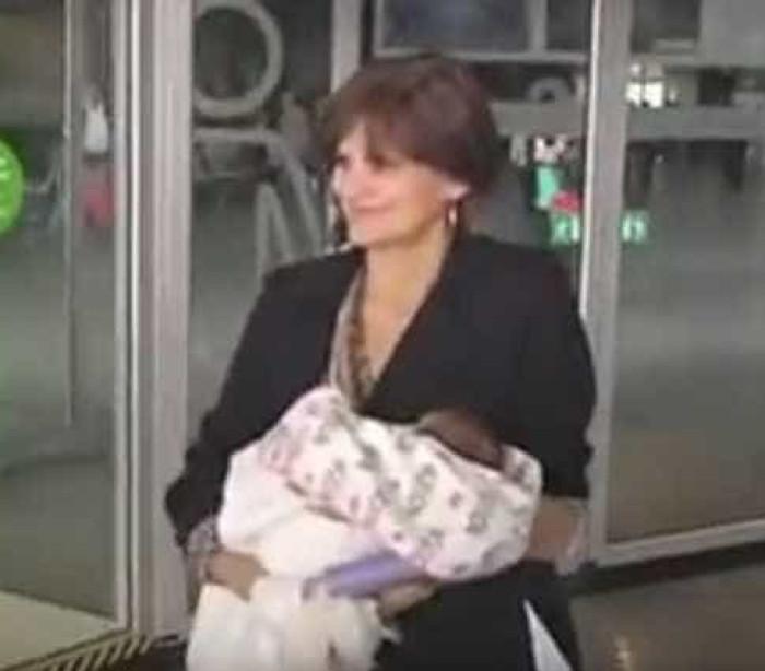 Caso inédito: Lina Alvarez, mãe aos 62 anos