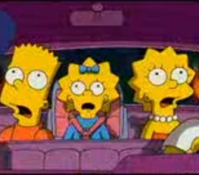 Os Simpsons já sabem que vai suceder a Trump e não é Michelle