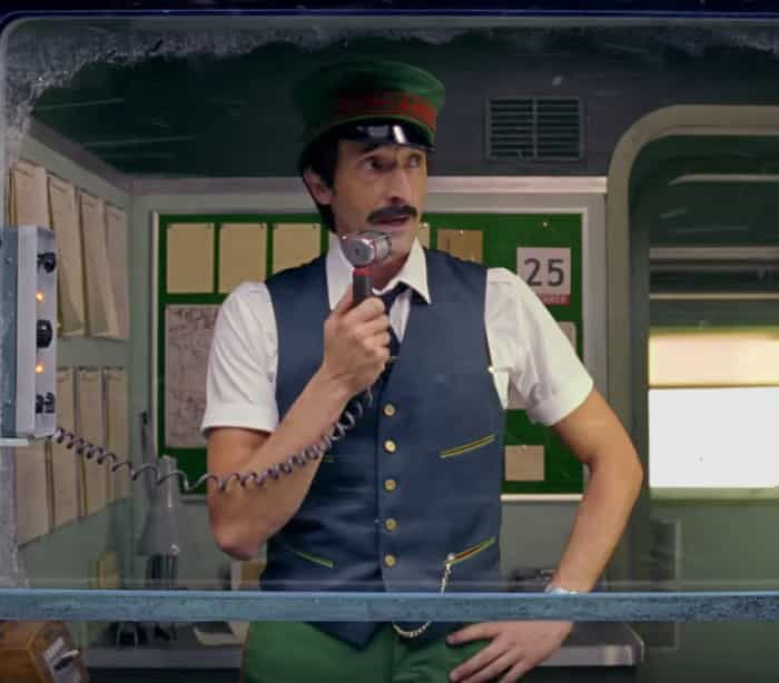 Wes Anderson realiza campanha Natal da H&M com Adrien Brody