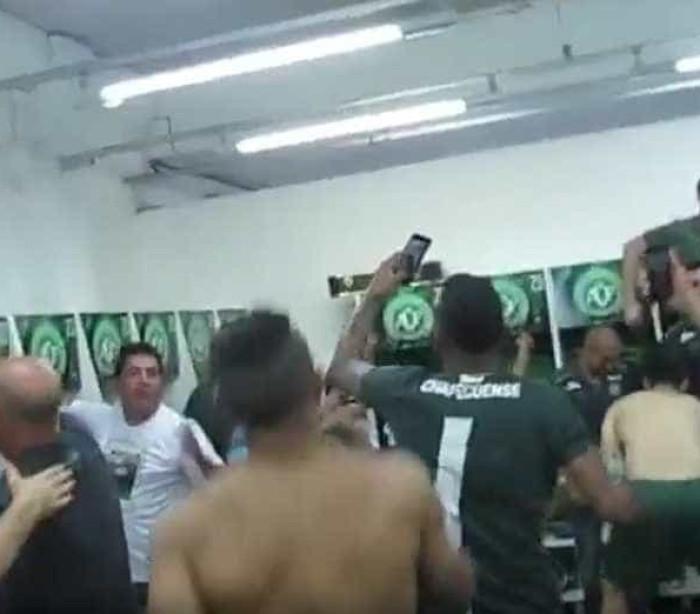 """Chapecoense: """"Que essa seja a última imagem dos nosso guerreiros"""""""