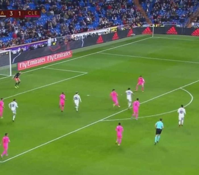 Enzo Zidane estreia-se a marcar