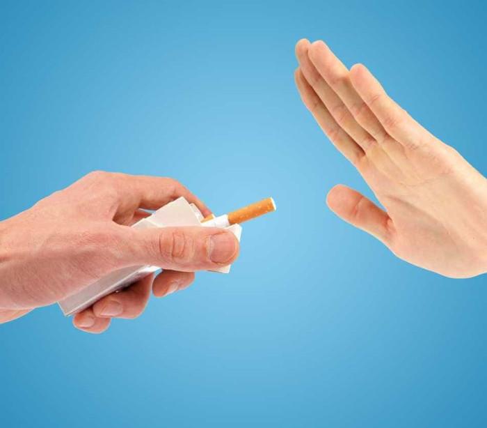 O que acontece quando se deixa de fumar?