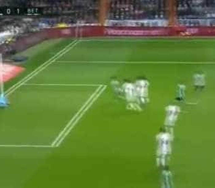 Transmissão Real Madrid x Betis ao vivo na internet — Campeonato Espanhol