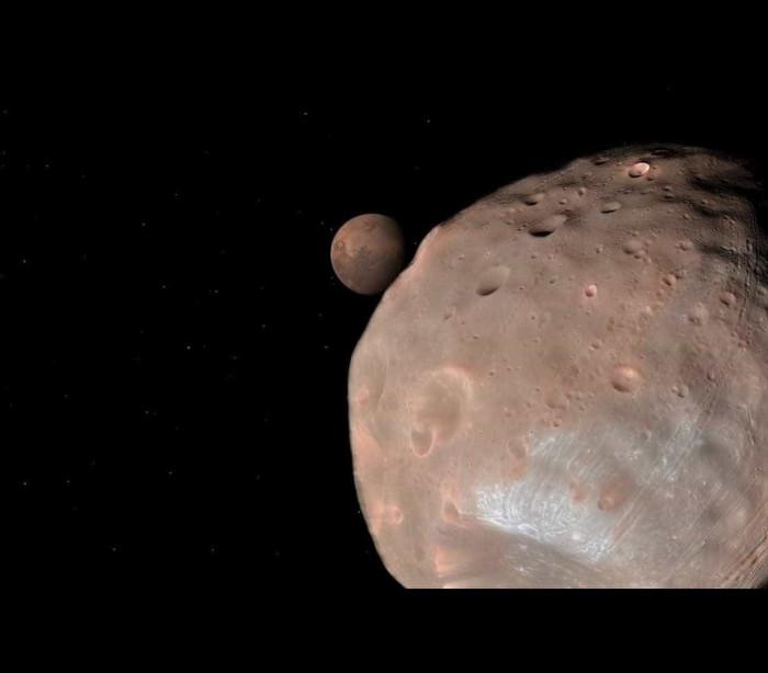 Com este vídeo será capaz de sobrevoar Marte